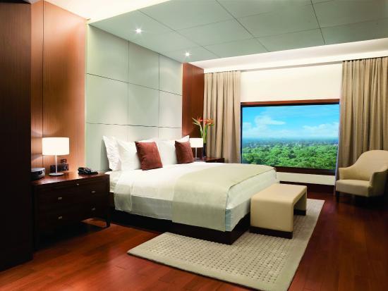 โรงแรมดิ โอเบรอย นิวเดลี: Kohinoor Suite - Bedroom