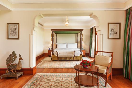 โรงแรมดิ โอเบรอย นิวเดลี: Luxury Suite