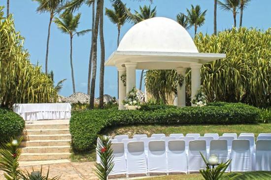 Bavaro princess resort wedding