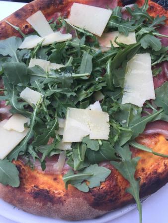 Trattoria da Franco: Pizza