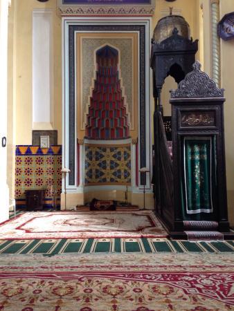 The Mosque of Constanta - Minaret