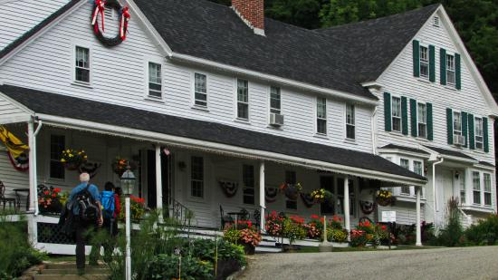 Christmas Farm Inn & Spa: Inn - Closeup