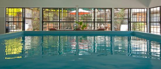 Distinction Whangarei Hotel & Conference Centre: Pool