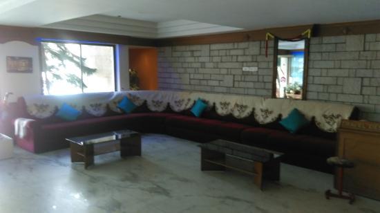 Hotel Grand Palace : The Lobby