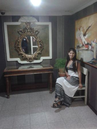 San Marco Hotel and Casino: Frente al ascensor