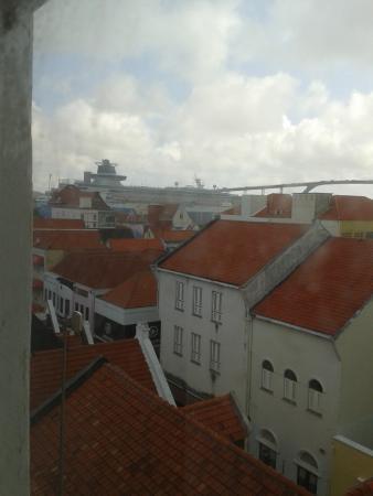 San Marco Hotel and Casino: Vista desde la habitación