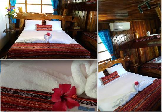 Paradise Island Lodge: Habitaciones
