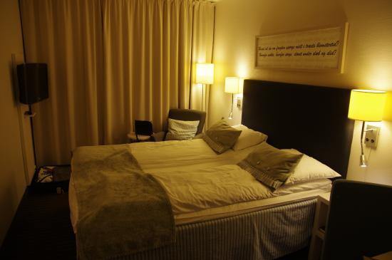 Scandic Grimstad : double room