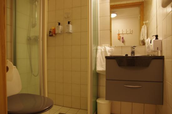 Scandic Grimstad : bathroom