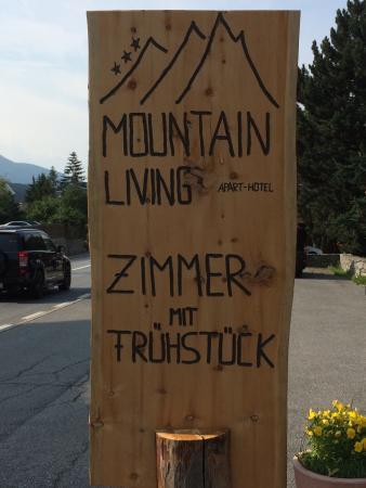 Apart Hotel Mountain Living
