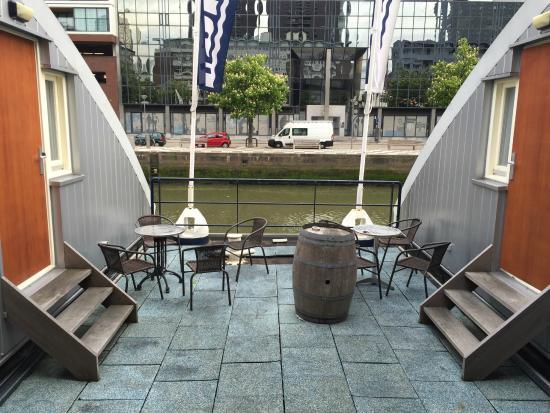 frente - Photo de H2OTEL Rotterdam, Rotterdam - TripAdvisor