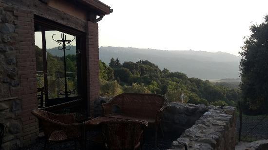 Ulignano, Italia: Borgo Della Speranza Restaurant