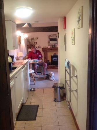 Laskill Grange: Kitchen