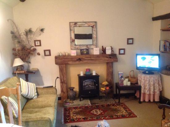 Laskill Grange: Lounge