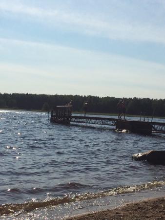 Gävleborg, Suède : Hedesunda camping