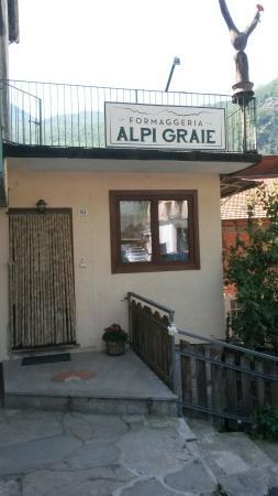 Formaggeria Alpi Graie