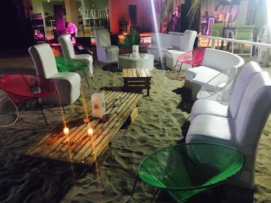 Yaque Beach Hotel: cumpleaños rafael mata
