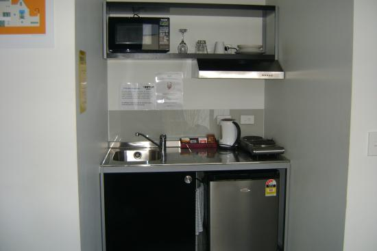 Exceptionnel The Setup Manners: Compact Kitchenette