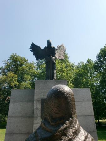 What's Up Wroclaw: Katyn Memorial Wroclaw Bike Tour