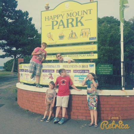 Happy Mount Park