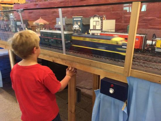 Hartmann Model Railroad & Toy Museum Image