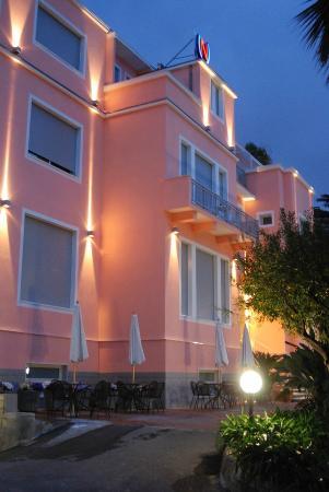 Hotel Napoleon San Remo: Hotel facciata 2