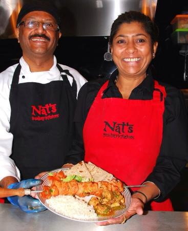 Nat's Bombay Kitchen