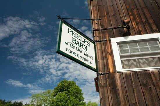 Old Tavern Restaurant: Historically fantastic