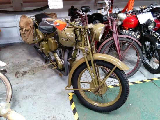 North Walsham Motorcycle Museum