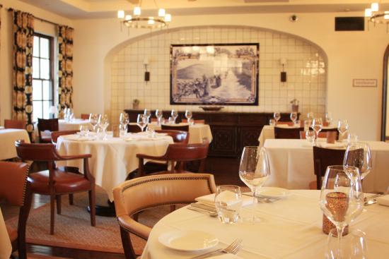Bouquet Restaurant at Ponte Vineyard Inn: Fine Dining at Bouquet Restaurant