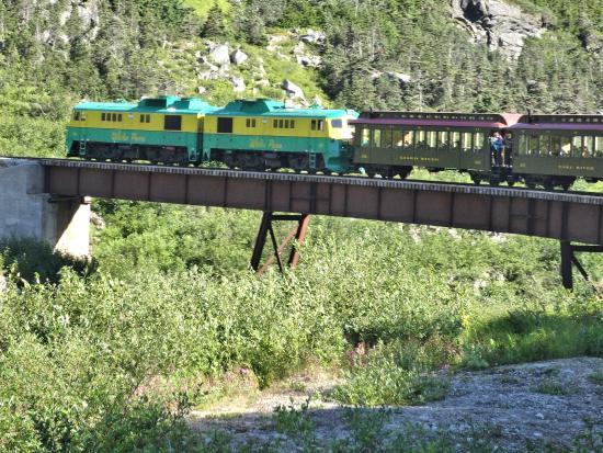 Skagway Train Tour Reviews