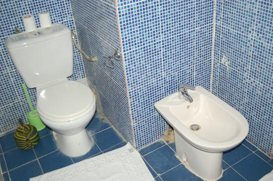 Hotel Massaley: Salle de bain