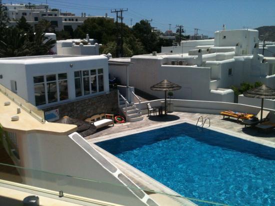 Rochari Hotel: Rohari pool