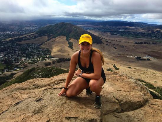 Bishop Peak: Top of Bishops Peak