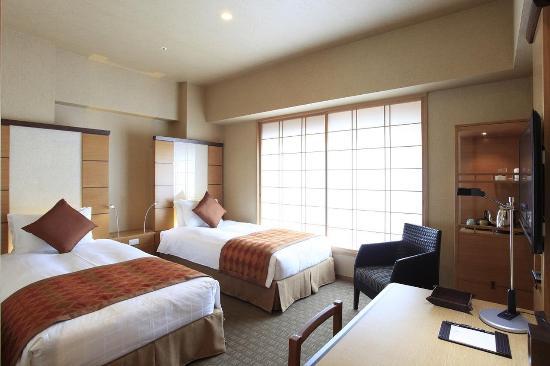 Hotel Niwa Tokyo: Twin Room