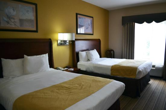 Country Inn & Suites By Radisson, Gainesville: Double Queen Bedroom