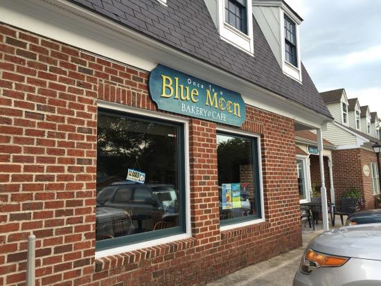 Blue Moon Cafe Cary Nc