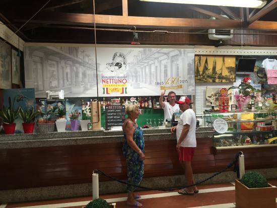 Solplatserna - Foto di Pizza e Dintorni - Bagno Nettuno Viareggio ...