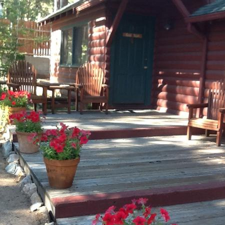 Eagle's Nest Bed and Breakfast Lodge: Cabin