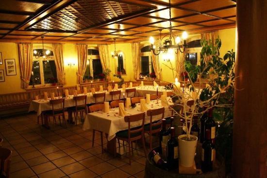 Herbertingen, Allemagne : Restaurant View