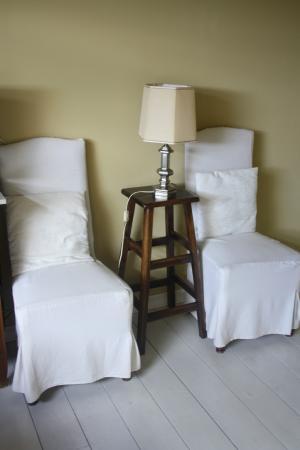Bed & Breakfast Gallery Yasmine: Chambre tournesols
