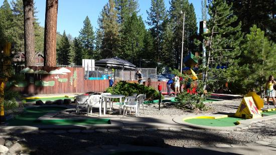 Kings Beach Miniature Golf