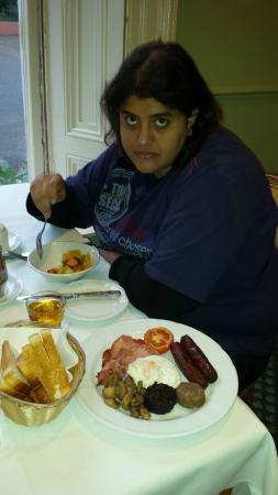 Drogheda, Irlanda: breakfast