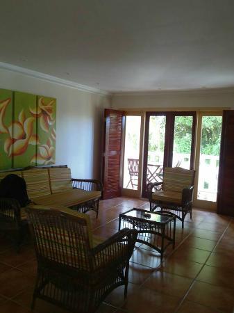 Xurupita Holiday Resort : SALA AMPLA E CONFORTAVEL
