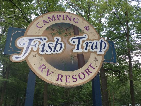 Fish Trap Camping and RV Resort