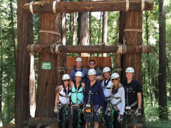 Redwood Canopy Tours: photo0.jpg