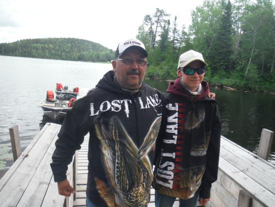 Elk Lake, Kanada: new coats