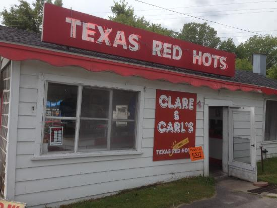 Texas Red Hots Clare and Carl's : Clare & Carl's