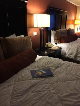 Kenyon Inn : comfortable beds