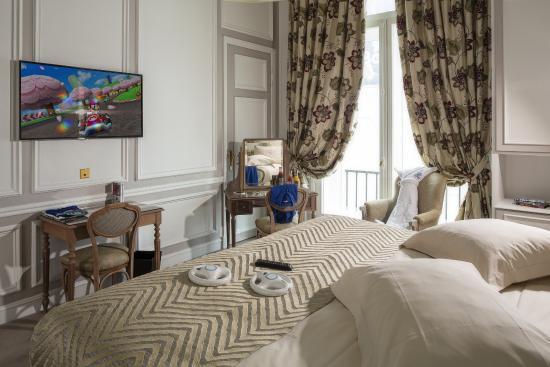 Regina Hotel: Family Suite